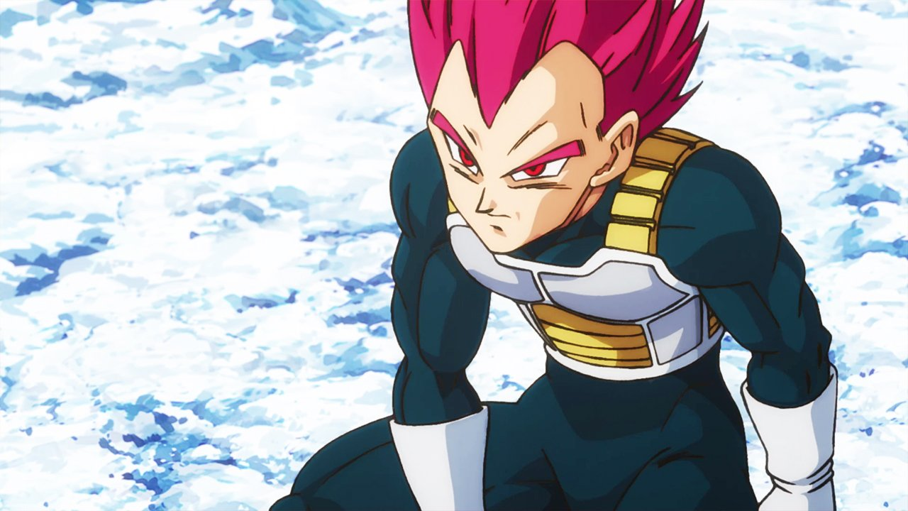 Watch Vegeta turn Super Saiyan God against Broly in this trailer for the upcoming Dragon Ball Super: Broly movie. https://t.co/BPzfiVAJZN