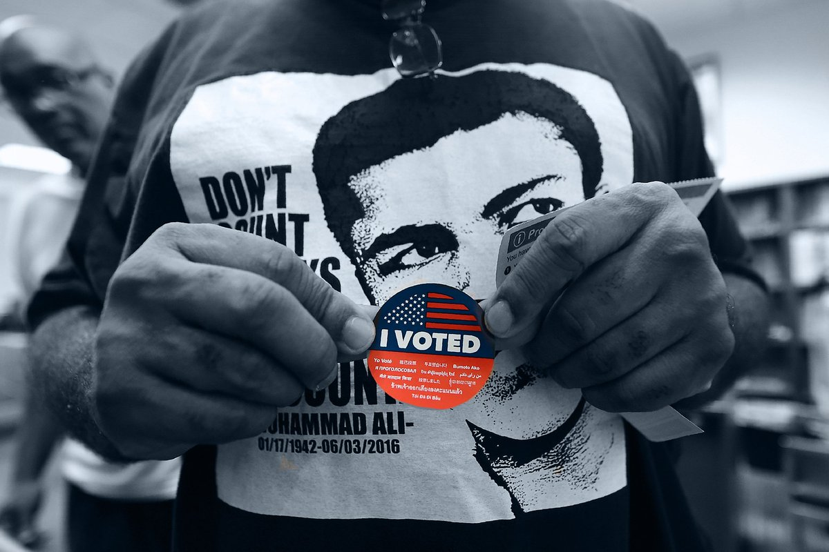 The 5 Weirdest Takeaways From Yesterday's US #Midterms: https://t.co/6q8yM5Gqpr #MidTermElections2018