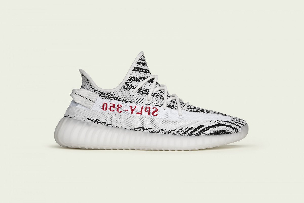 "Bad news: the U.S. ""Zebra"" YEEZY Boost 350 V2 release has been postponed.   https://t.co/Jja4o7zRu6"