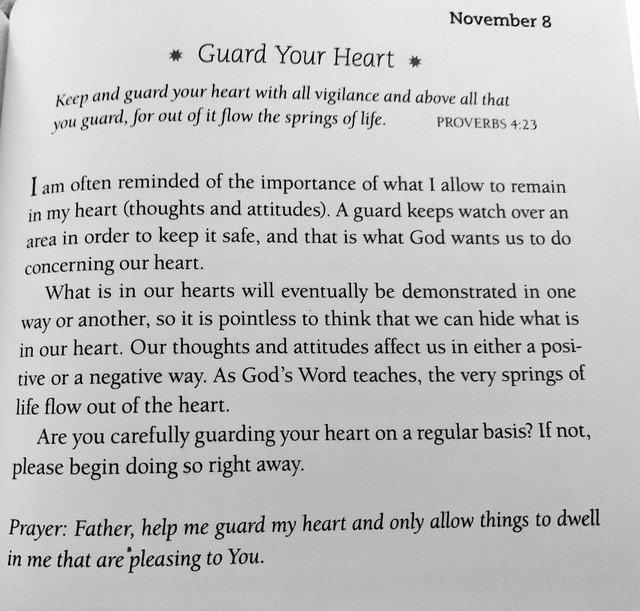 Good Morning Beautiful People 🌞 Guard your hearts ♥️ #KaraboMotivates #ThursdayThoughts Photo