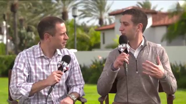 .@JonMorosi sat down with @Brewers GM David Stearns to talk about the 2018 team and what's in the works this winter. https://t.co/4IyHMn603q