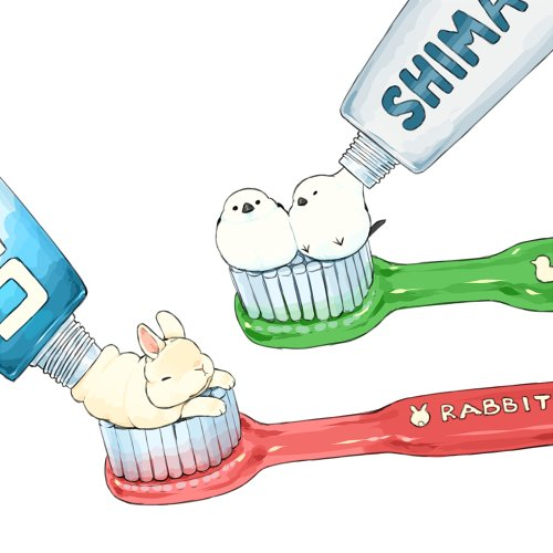 RT @pfeasy: 本日11月8日はいい歯の日 はみがきだいじ。 むにゅ~ #いい歯の日 https://t.co/vBQomqRHhj