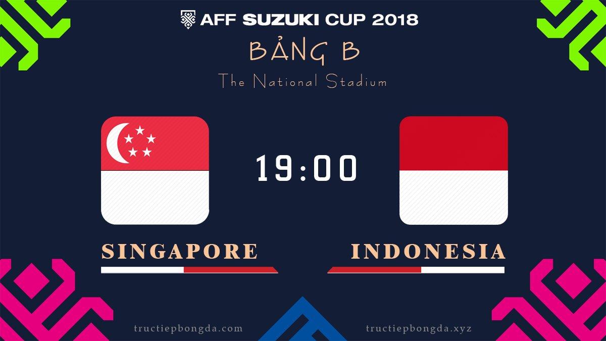 Xem lại: Singapore vs Indonesia