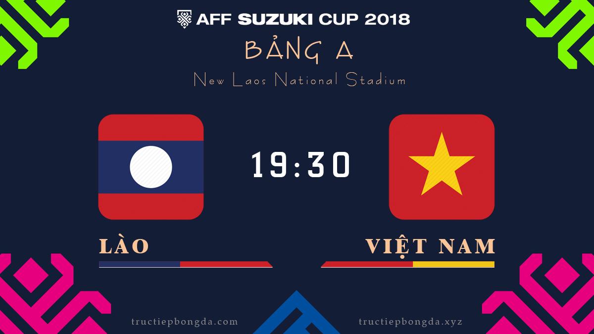 Lào vs Việt Nam