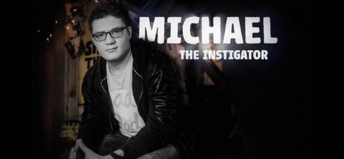 Michael jones snapchat