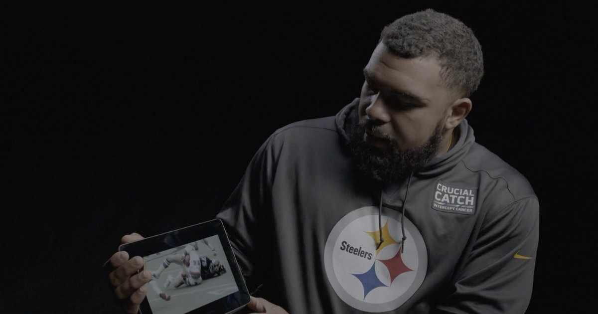 Cameron Heyward Maurkice Pouncey Joe Haden James Conner   Will be featured in the intro to kickoff of #ThursdayNightFootball tomorrow night as they reflect on #Steelers Legends  Joe Greene Mike Webster Mel Blount  Franco Harris <br>http://pic.twitter.com/SpR1CeN8mx