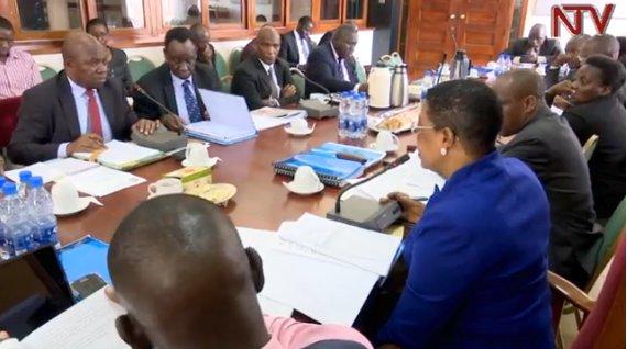 billion shillings was spent on Akii Bua stadium - Parliament told #NTVNews Photo