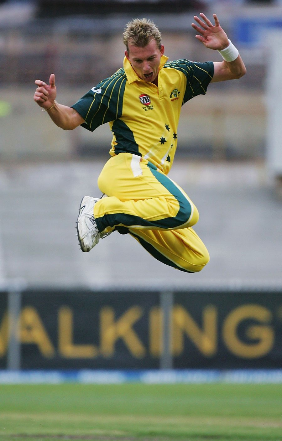 Birthday Brett Lee sir of Pace Bowling