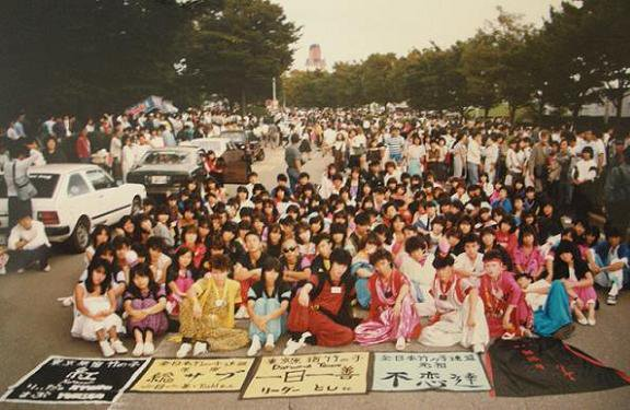 RT @gishigaku: 渋谷ハロウィンで引き合いに出されるべきは10年前の秋葉原ではなくて40年前の原宿 https://t.co/MvshUwsDYR