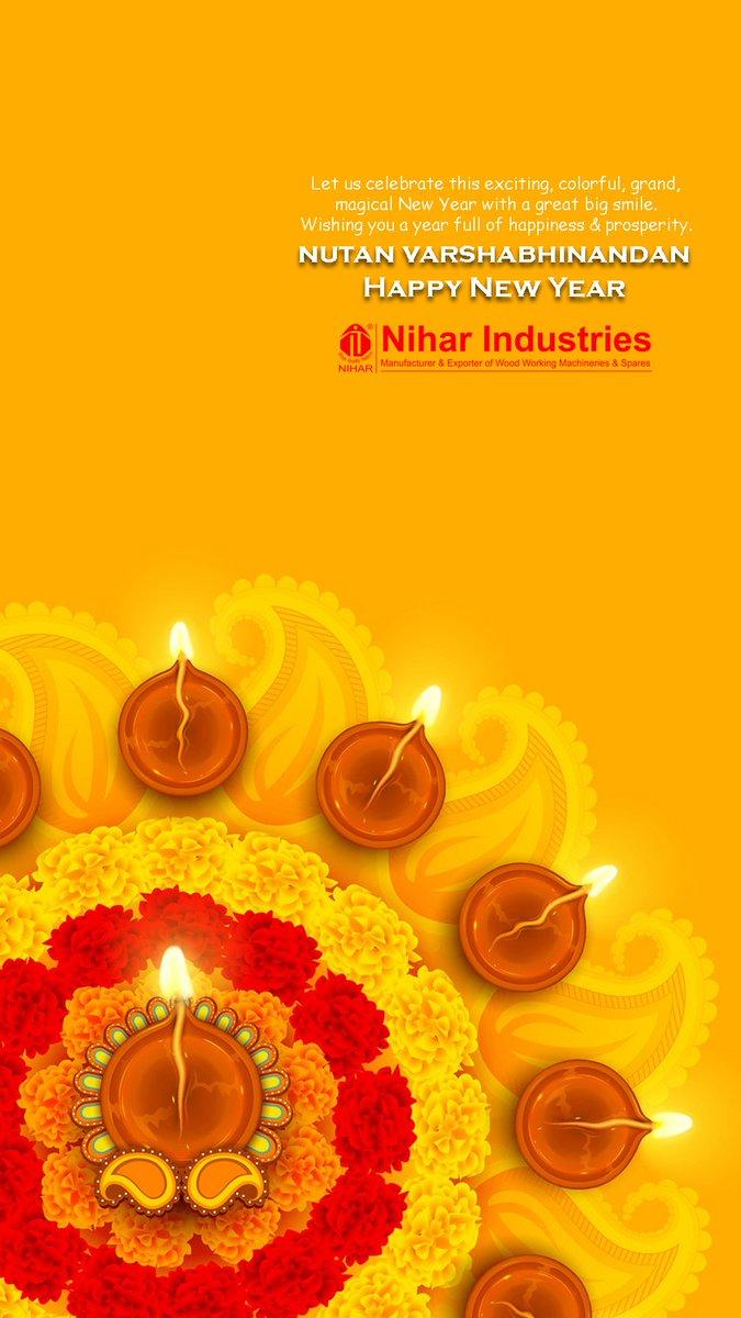 Happy New Year Nutan Varshabhinandan Images 3