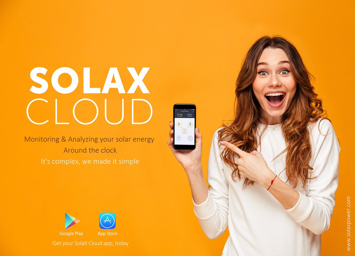 SolaX Power on Twitter: