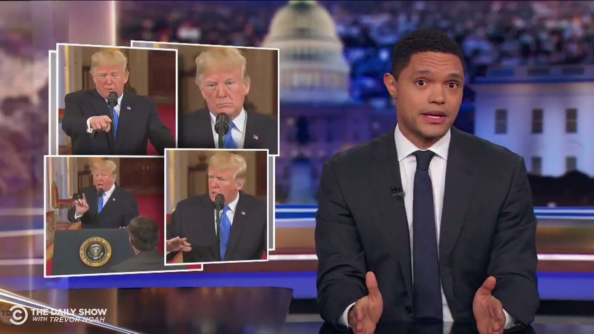 The Daily Show  The Dems may have taken the House but the news cycle still belongs to Trump