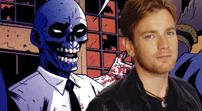 Comicbook Now On Twitter Birds Of Prey Fan Imagines What Ewan Mcgregor Could Look Like As Black Mask Https T Co Ddfogqpnwm