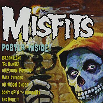 #Nowplaying American Psycho - The Misfits (American Psycho) https://t.co/cwixdy6iW6