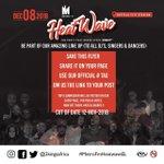 #MetroFMHeatwaveEL Twitter Photo