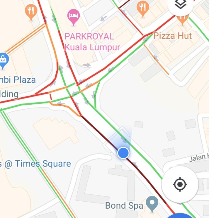 If coming from Kg Pandan, this is the worst junction in KL. Traffic lights puaka.  Let go 6 cars, goes back to red. C&#39;mon la @ITIS_TRAFIK<br>http://pic.twitter.com/ZgqMGxXaBm