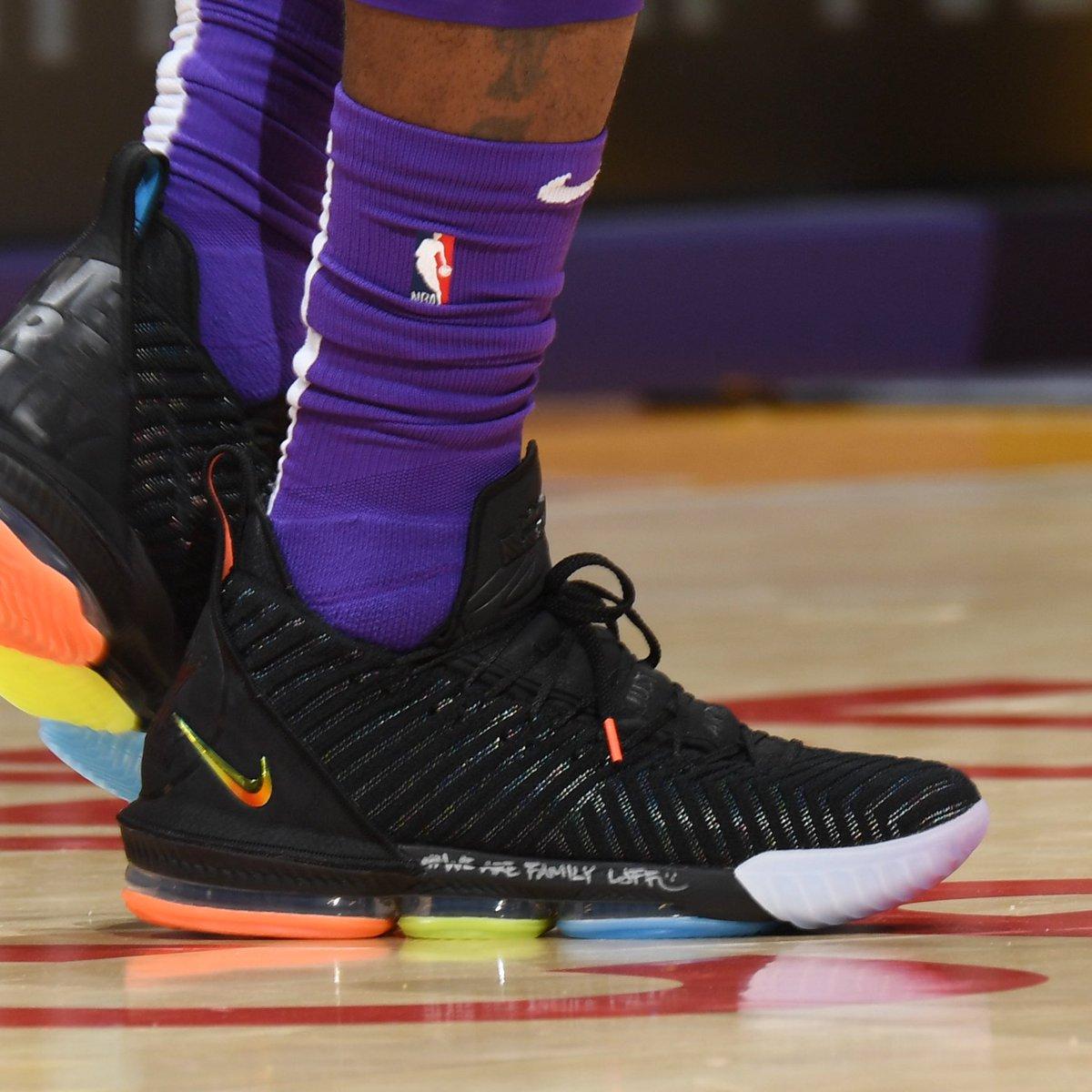 """Nike LeBron 16 """"I Promise"""" Nike News"""