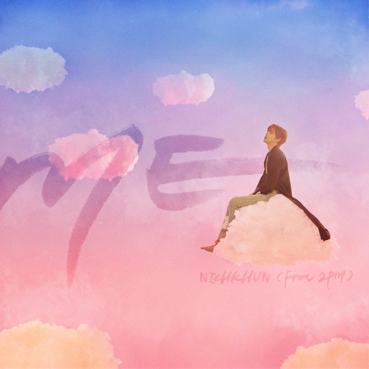 NICHKHUN (From 2PM) Japan Solo Mini Album <ME>   Release Date : 2018. 12. 19        https://t.co/snGGbcqCbY#2PM#NICHKHUN#닉쿤#ME#LuckyCharm