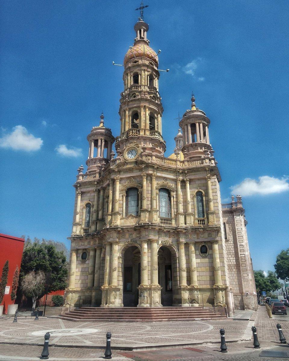 vista de la iglesia de san antonio