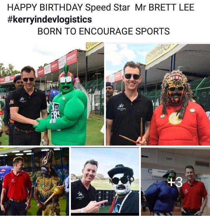HAPPY BIRTHDAY LEGEND Mr BRETT LEE