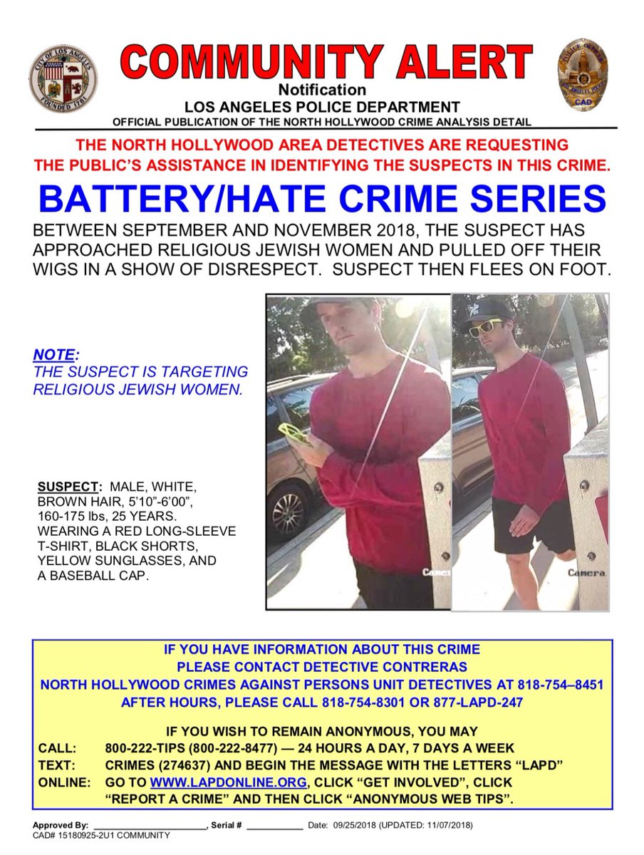 North Hollywood CPAB on Twitter: