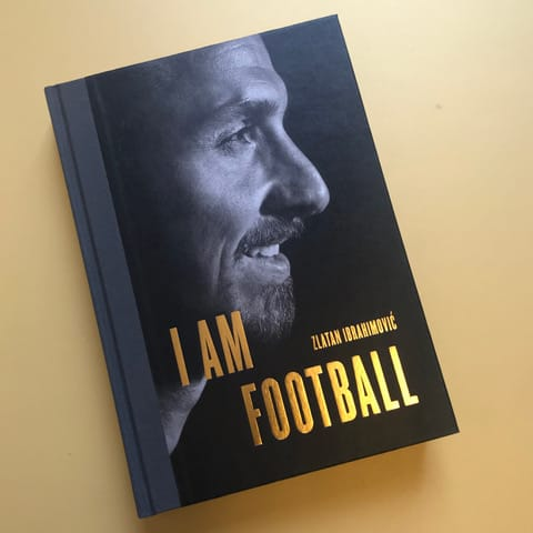 HEJ SVERIGE! Today my new book is released in Swedish and several other languages. It is a book about my career as a football player with lots of interviews with me and former colleagues, written by @MatsOlssonNY. Enjoy