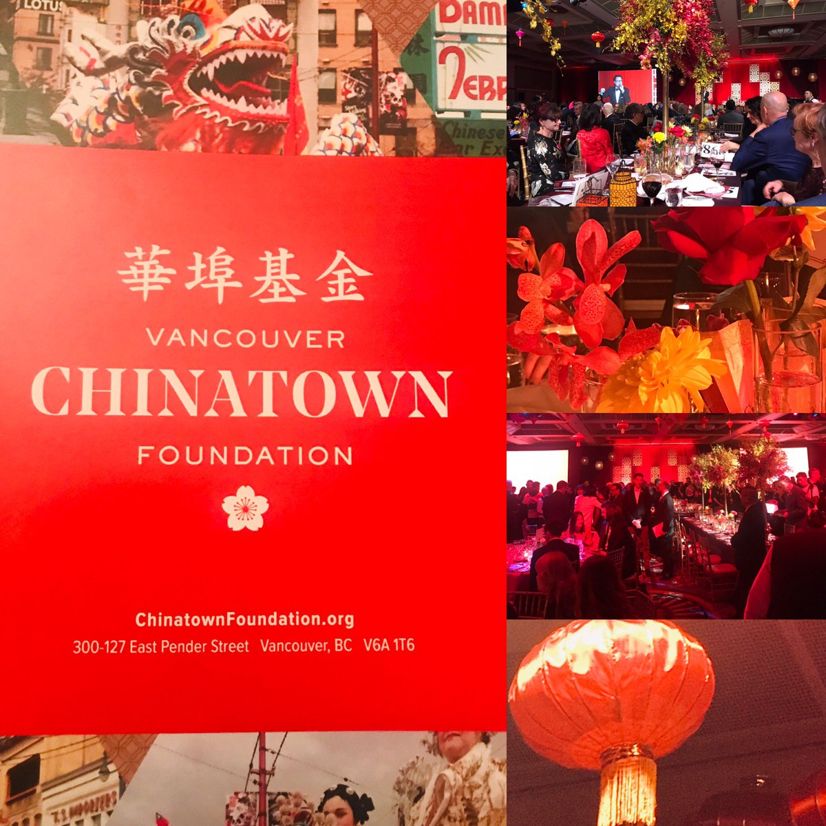 What an amazing night for #vancouver. I was just at my first Autumn Gala for the Vancouver Chinatown Foundation @VanChinatownFdn and I was completely blown away by the support and the true belief in what we can do as a community. #govancouver #communitypic.twitter.com/Ehiu5ixlnA