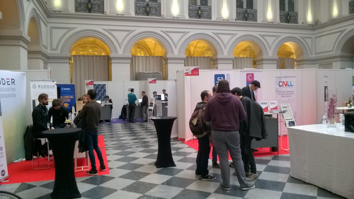 En ce début de semaine à #Bordeaux, l'#OpenSource était à l'honneur ! @Bdx_Technowest était à #BBOOST18 et vous? Pour ceux qui ont manqué l'événement organisé par @aquinetic  @cnll_fr  et @Pole_Systematic , voici un article de @LaTribune >> https://t.co/iuM2j2zRQi