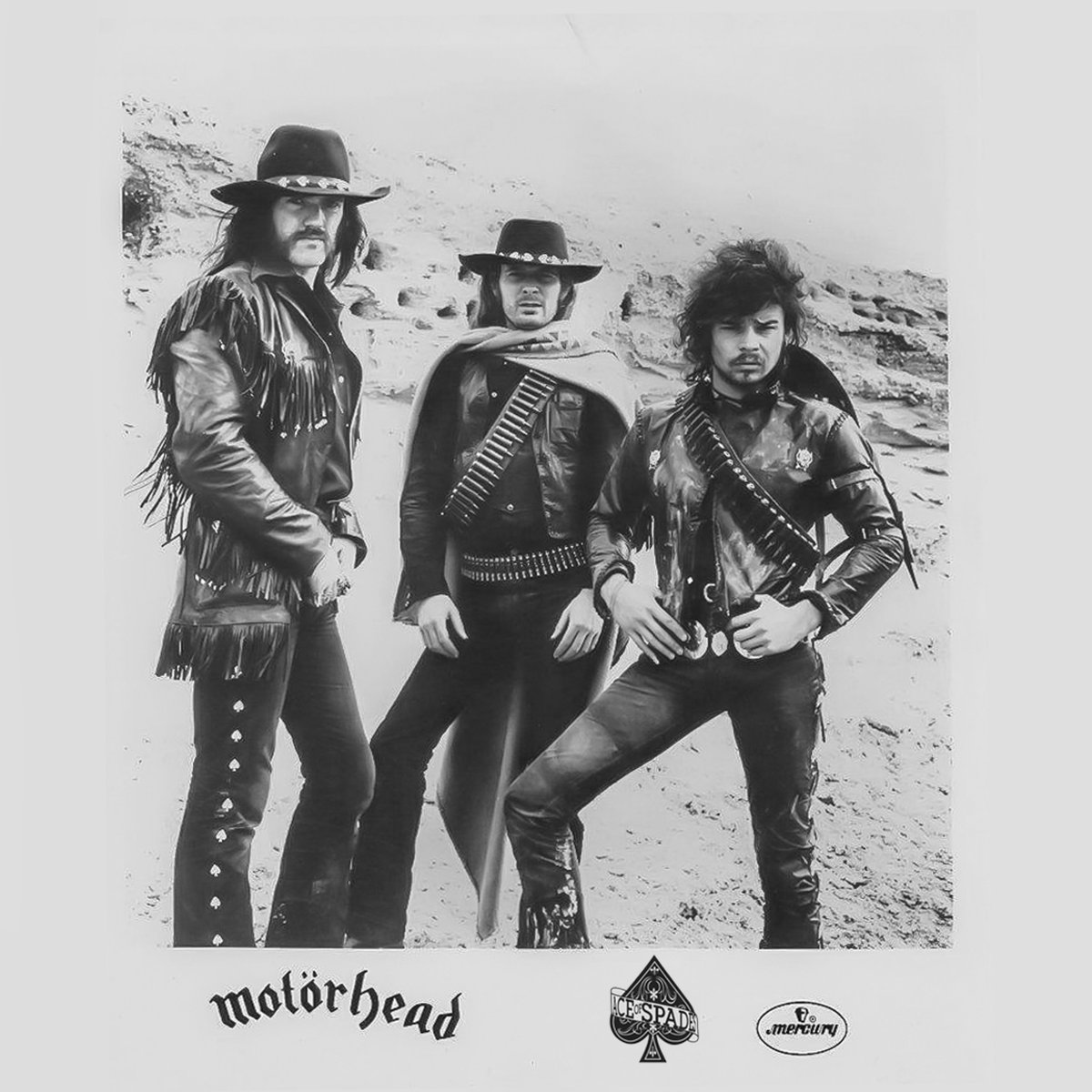 "Official Motörhead on Twitter: ""For the 38th Anniversary of ""Ace ..."