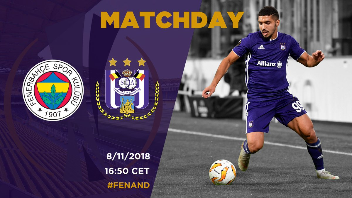 MatchDay! ⚽️ Like & retweet to support your team! Come on you Mauves! #FENAND #RSCA #COYM #UEL https://t.co/lm87KWLJZ2
