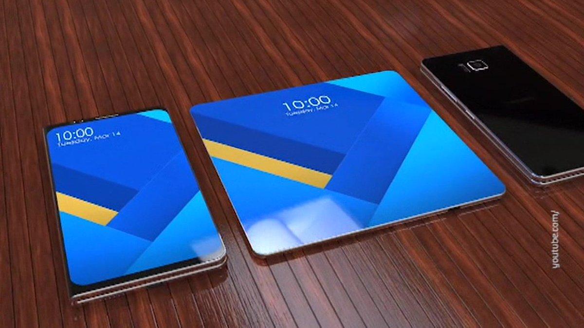 Вести.net: Samsung показала сгибаемый планшет, превращающийся в смартфон https://t.co/Bz6LrIKJm4