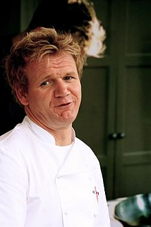 But why is he always so angry? Happy birthday Gordon Ramsay - 52 today!