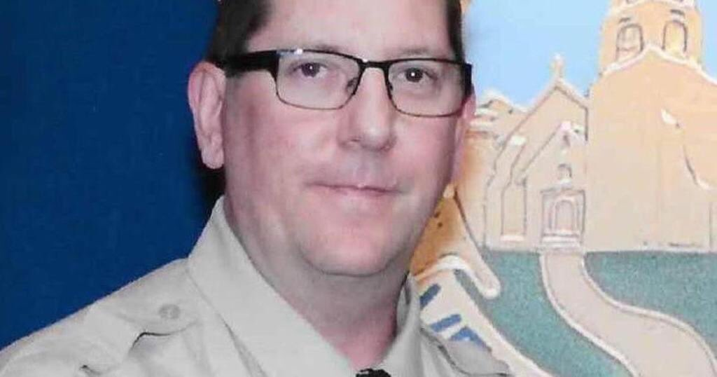 "This is Ventura County Sheriff's Sgt. Ron Helus, killed as he responded to stop the mass shooting at Borderline Bar and Grill in Thousand Oaks, CA. He was a 29-year vet nearing retirement, a husband, and a father.  ""He died a hero. He went in to save other people."" RIP."