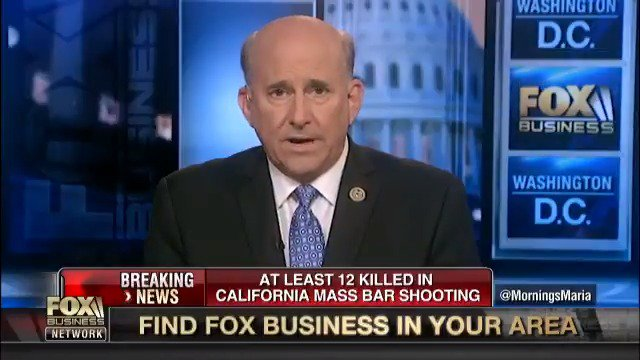 .@replouiegohmert: Our hearts and prayers do go out to the family members and those who experienced this horrific shooting.
