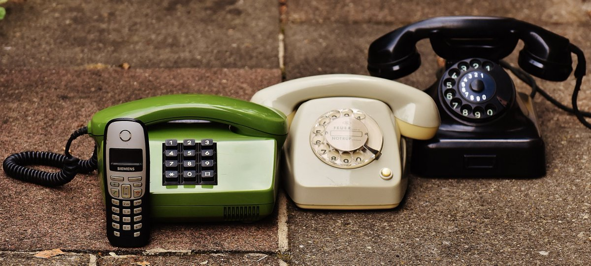 Who remembers having one of these?! #ThrowbackThursday ☎️