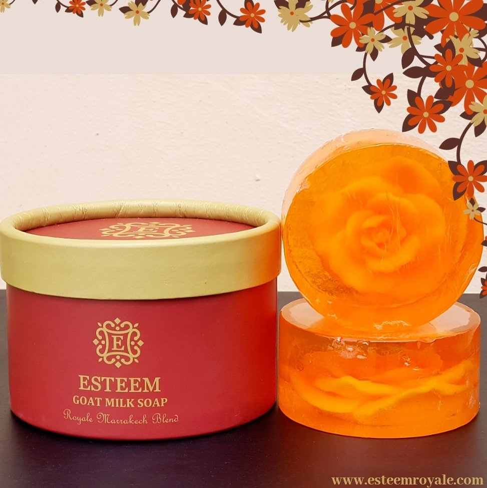 Soap Photos And Hastag Korea Esteem Royale Cosmetics Take Your Skincare Routine One Step Further With Our Goat Milk Papaya Experiencethedifference Freshstart Beauty