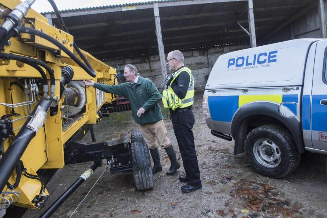 North Yorkshire Police's photo on #RuralCrime