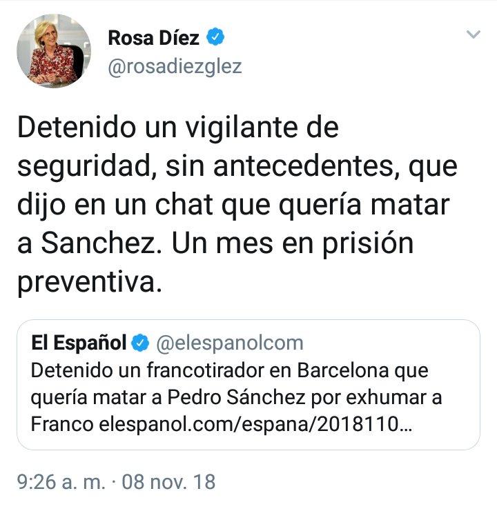 ¿Pero qué clase de bicho infame es Rosa Díez @rosadiezglez?