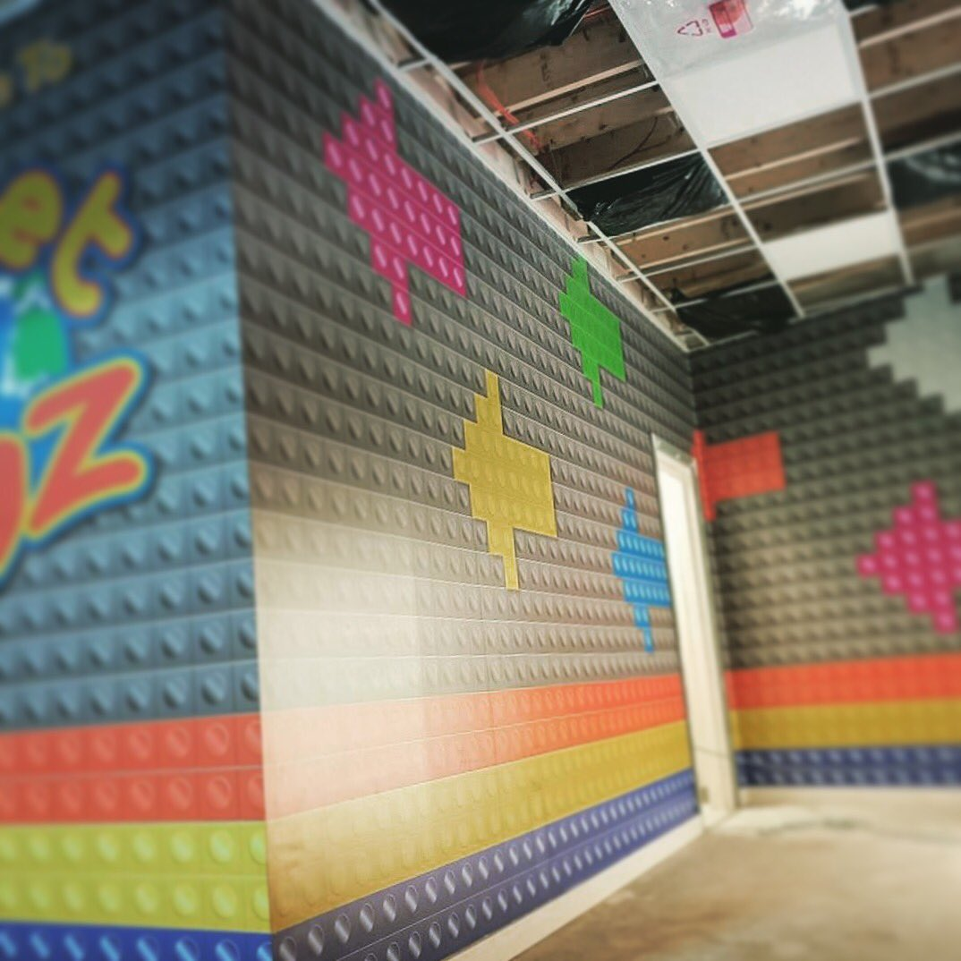RT @ellissigns: Don't brick it... it's nearly the weekend  Digitally printed Lego wall paper #signs #signs #lego #brick #graphics #digtalprinting #wallart #decor #redcar #teamellis #creatinganimage #ellissignspic.twitter.com/vn2mPXOwyb