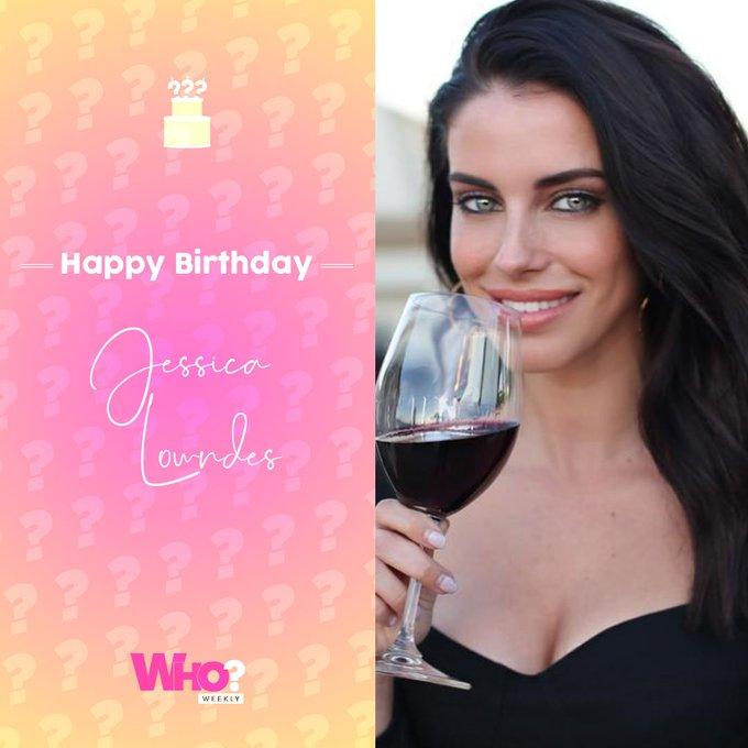 Happy birthday, Jessica Lowndes!