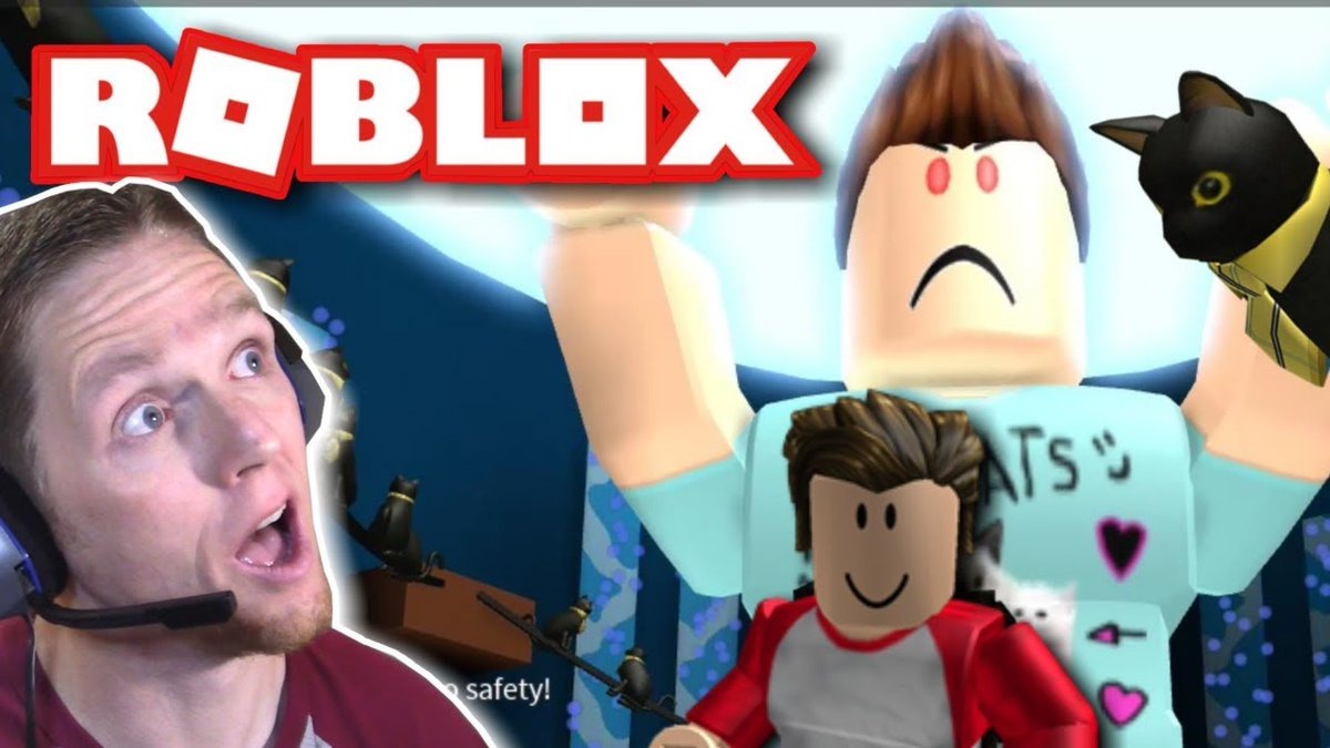 Escape Evil Youtubers Obby Updated Roblox Re Adverts On Twitter Roblox Escape The Evil Youtubers Obby The Pals Have Turned Evil We Must Save Youtube Https T Co Apbrwskhgb Roblox Thepals Onlinegame Escapetheevil Multiplayeronlinegame Obby Gaming Https T Co