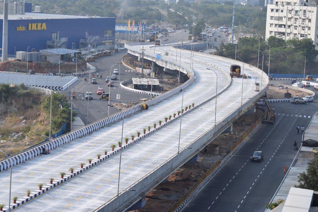 Hyderabad Flyover Projects Skyscrapercity