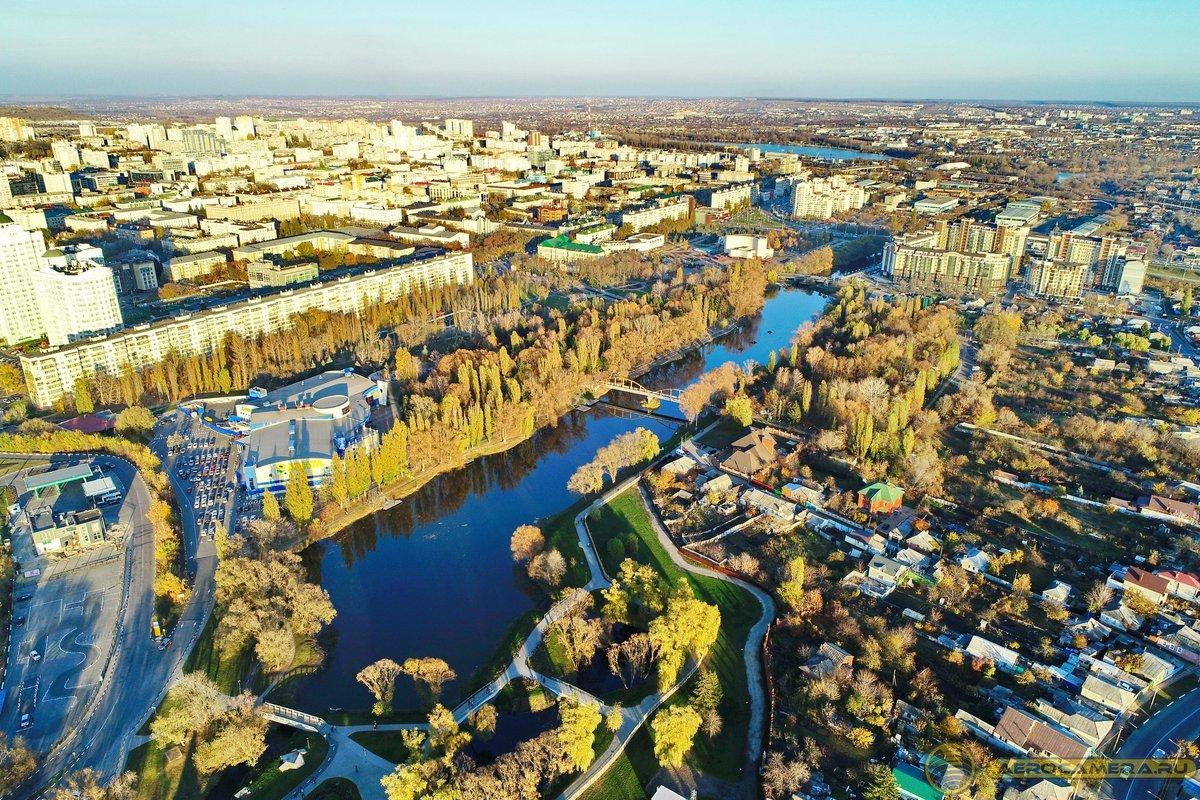 Белгород город фото сверху