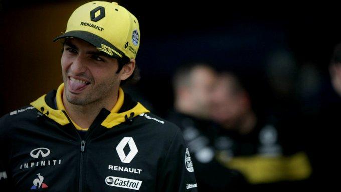 .@Carlossainz55: Me voy a ir a McLaren con muy buen feeling #F1 #BrazilGP 🇧🇷 Foto