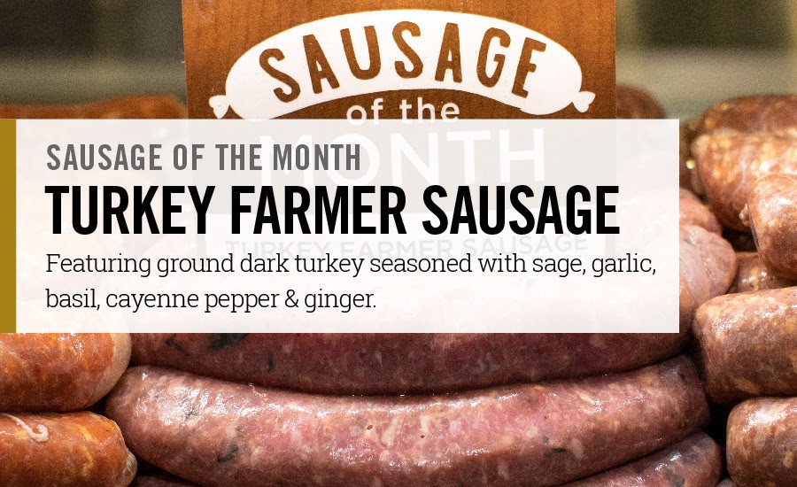 Come in & get our sausage of the month! Full of flavor and featured throughout November! https://t.co/HJB4S081QP