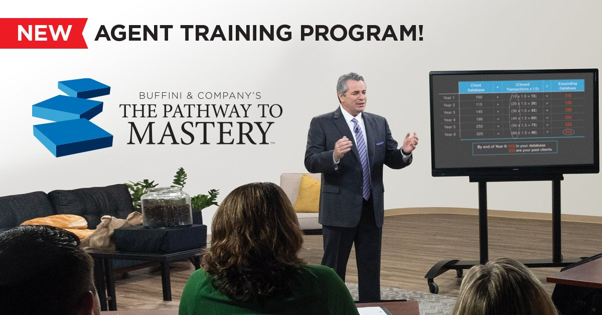 Alright brokers, let's get moving! You can now sign up to lead the industry's newest and most innovative training program. We are so excited to share this with you! Let me know when you get started 👍 #PathwayToMastery https://t.co/ONBKKXxrJ9