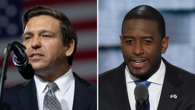 Gillum may ask for recount in Florida governor's race https://t.co/wKkDzCUjOR