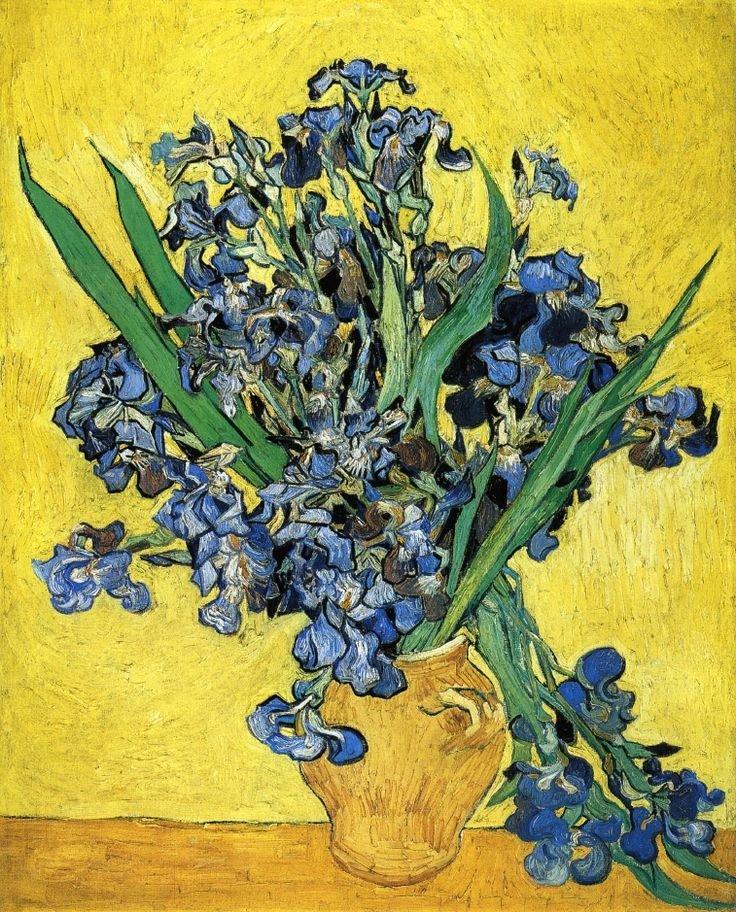flower🌸🌼 Vincent Van Gogh (1853-1890)