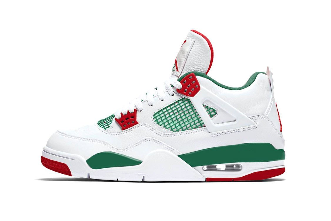 3c642bbacdfe47 In the name of radio raheem!!!!! here s a first look at the air jordan 4   do the right thing  colorways - scoopnest.com