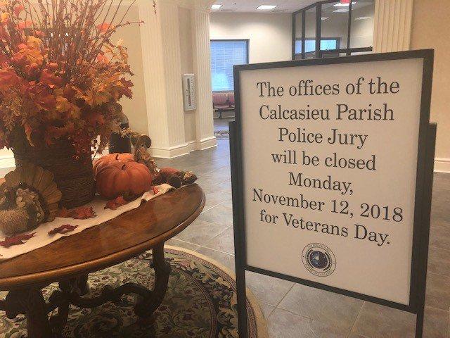 Calcasieu Parish on Twitter: